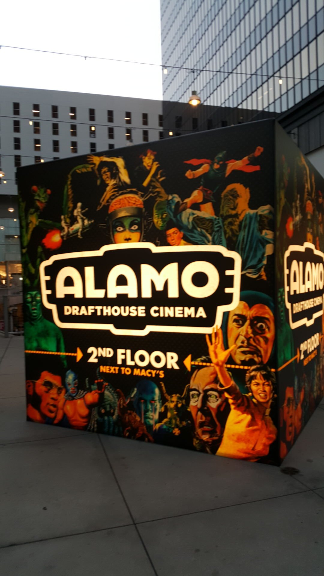 Alamo Drafthouse Goes Big at Opening Party