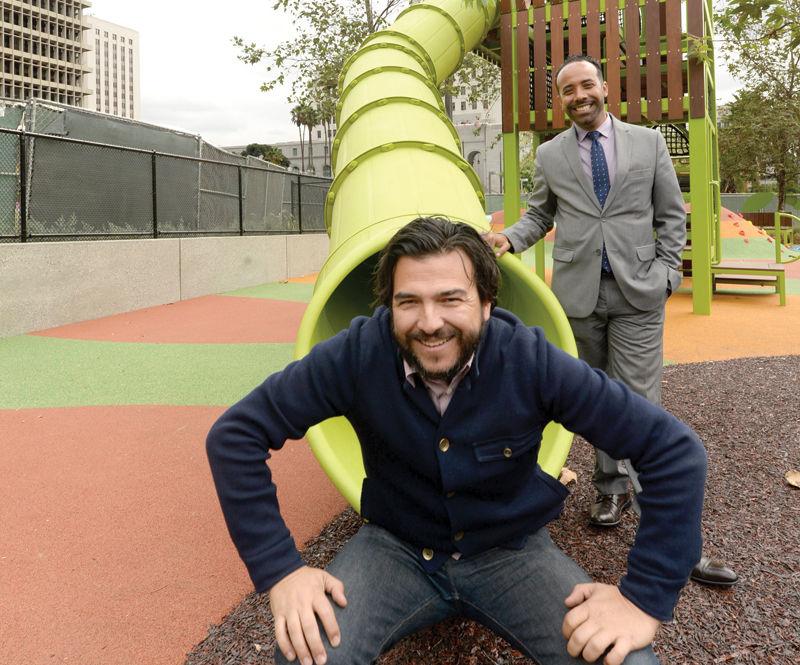Grand Park's $1 Million Kids' Playground Open This Week