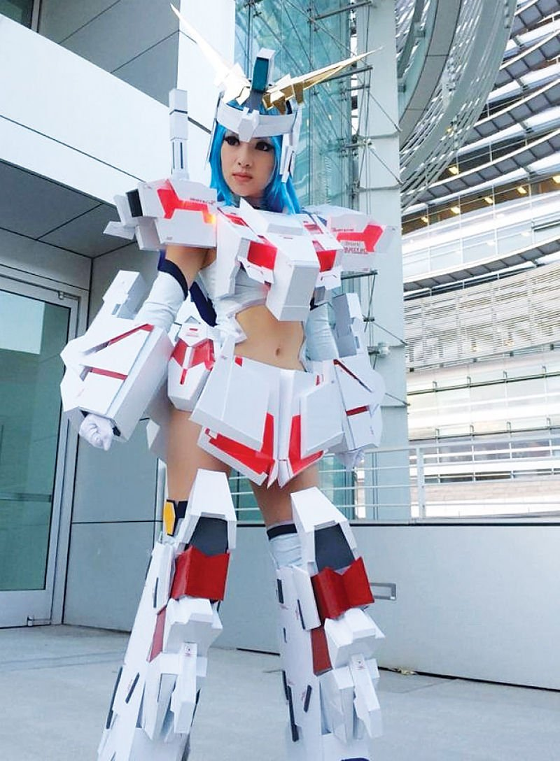 Cosplay And Effect Of Anime Expo Arts And Culture
