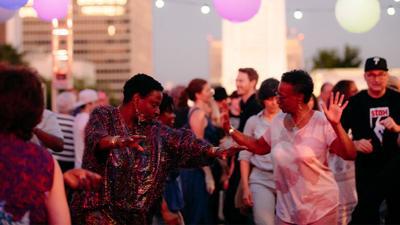 Music Center's Dance