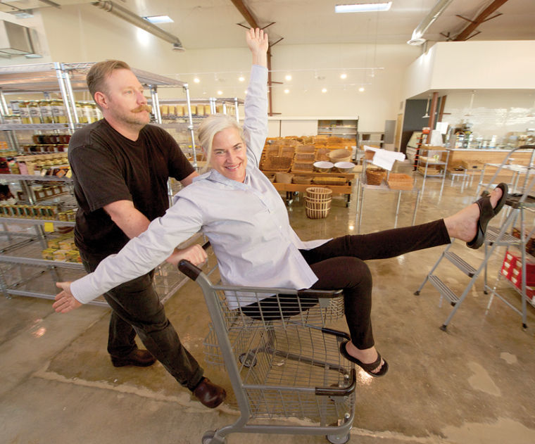 Arts District Grocery Store Urban Radish to Open This Week