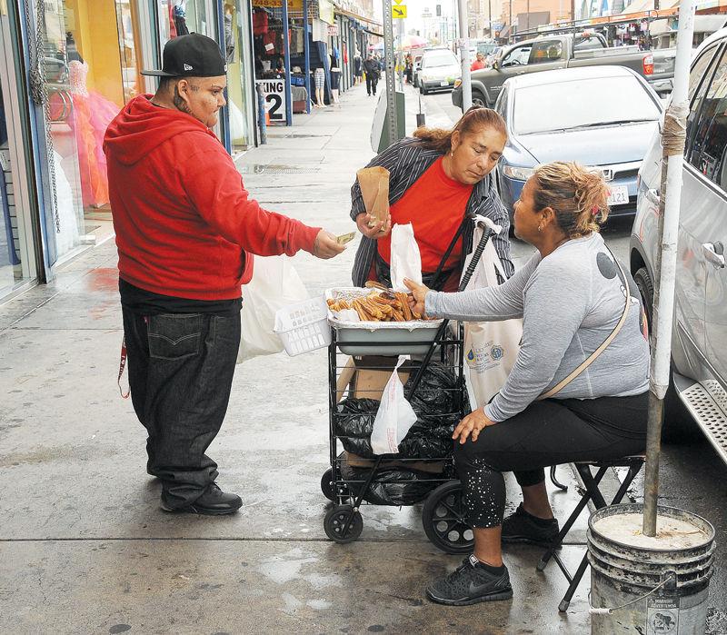Debate Over Street Vending Heats Up