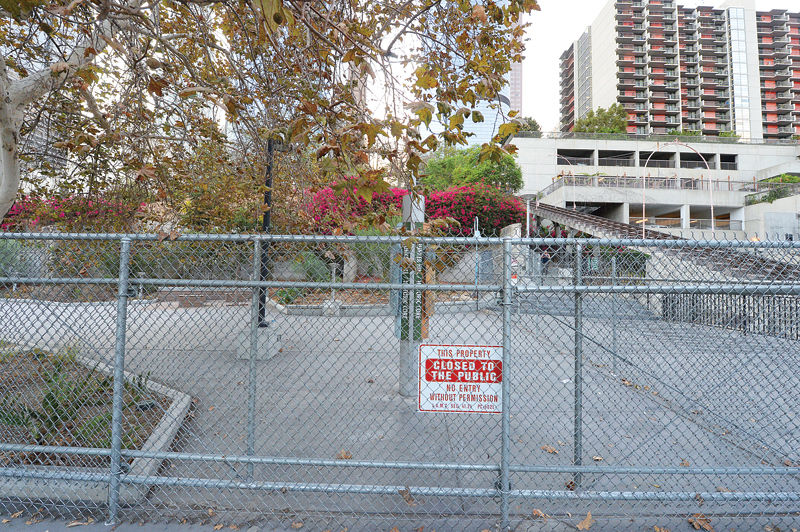 Lack of Leadership Means a Waste of Much-Needed Public Space