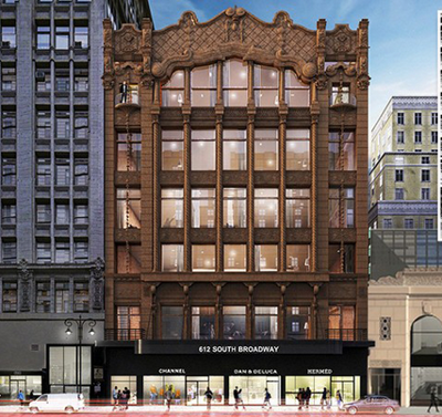 Broadway Building Set for Creative Office Revamp