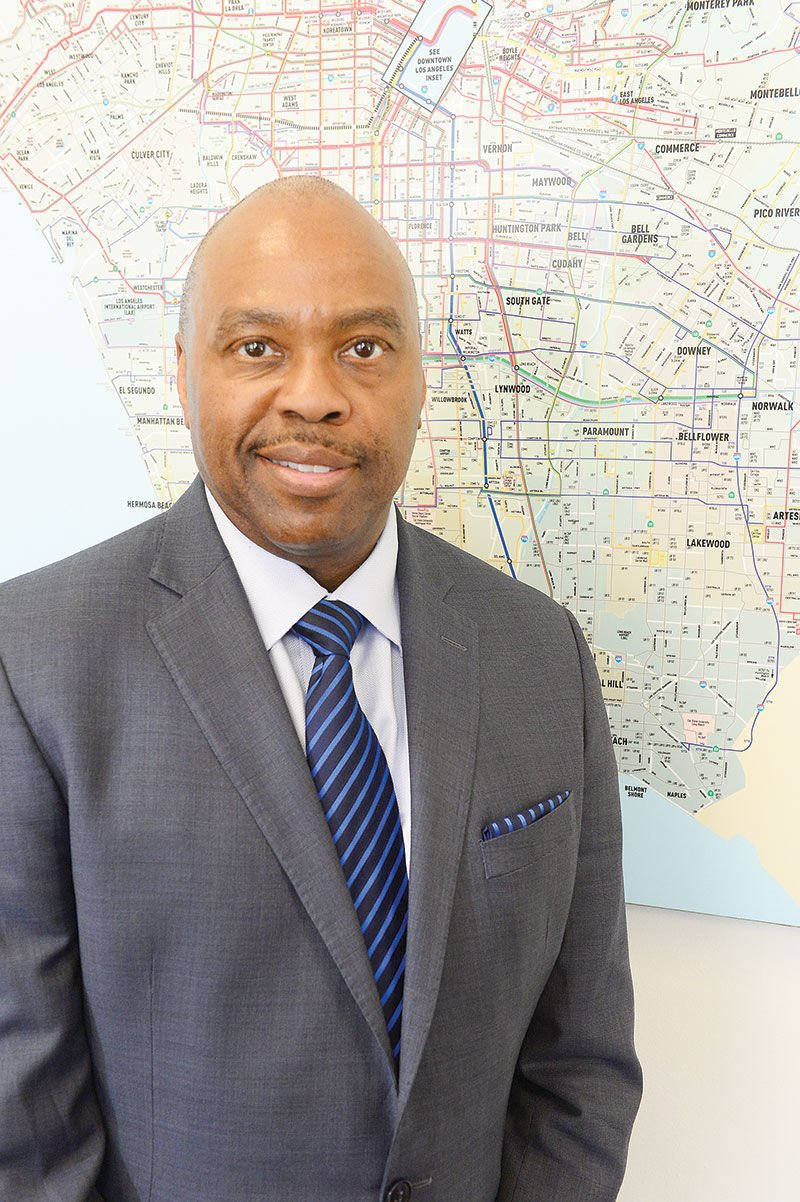 Not Your Grandfather's Transit Agency: A Talk With Metro CEO Phillip Washington
