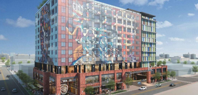 Arts District Project Goes Taller, Loses Some Parking