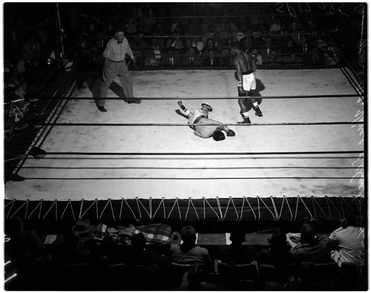Documentary '18th and Grand: The Olympic Auditorium Story' Explores The Palace of Roller Skates, Jabs and Headlocks