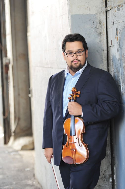 How 26-Year-Old Violinist Vijay Gupta Became the Most Interesting Man in the Phil
