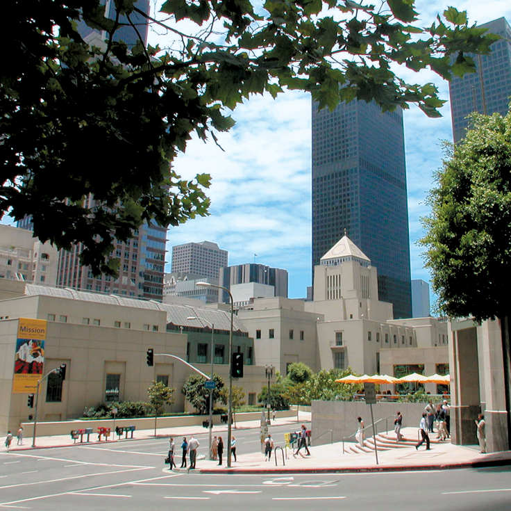 architecture guide to downtown ladowntownnewscom