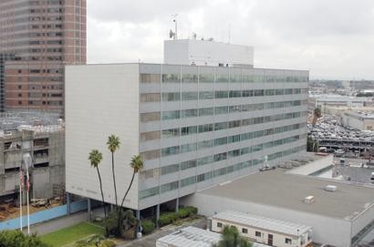 Parker Center Could Be Torn Down