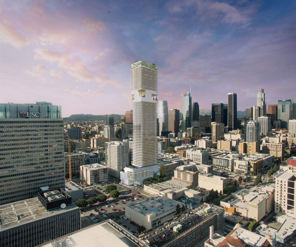 Developer Plans 70 Story Tower In South Park Development