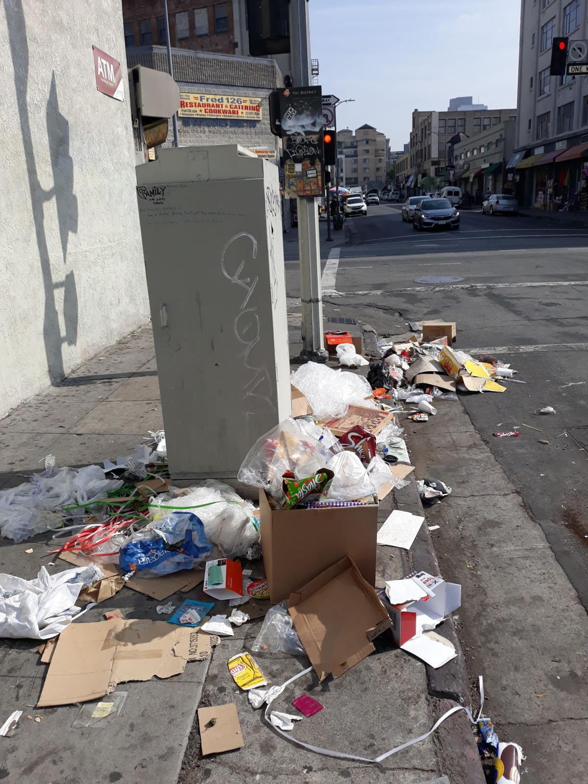 Dealing With Downtown's Dumping Debacle