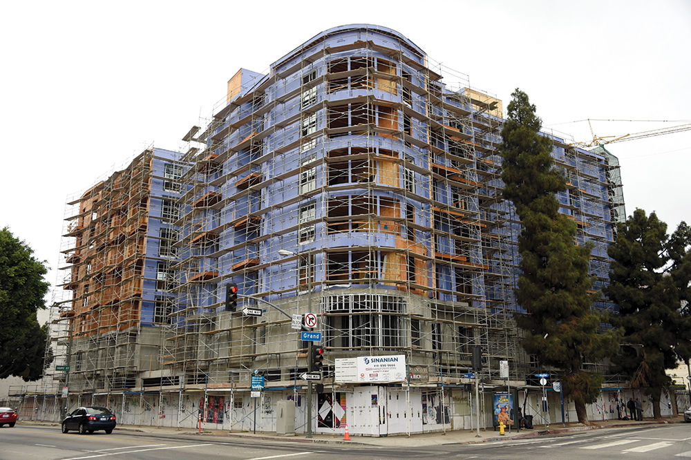 Updates On 105 Downtown Projects