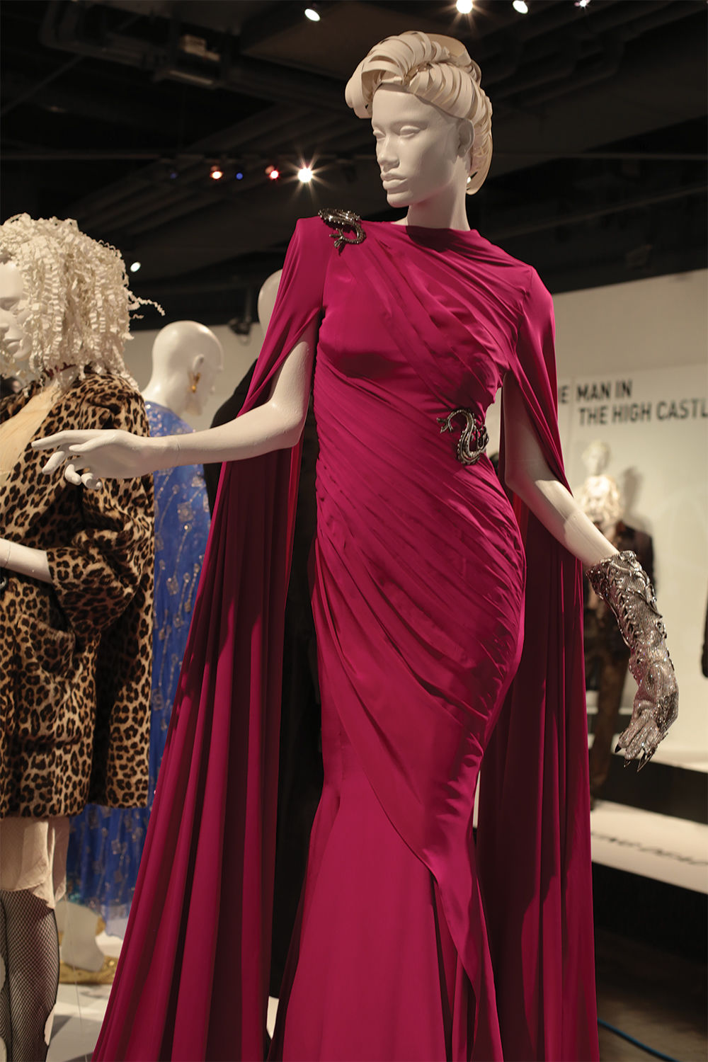 At Fidm Tv Costumes Come Alive Arts And Culture Ladowntownnews Com