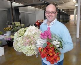 Business Blooms in the Flower District