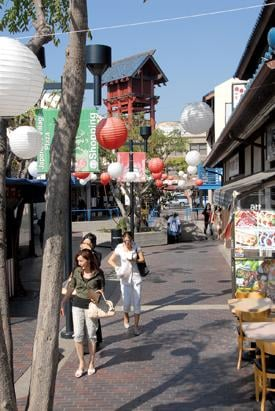 A New Chapter for Japanese Village Plaza