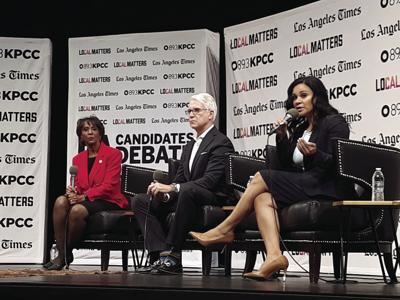 Downtown's District Attorney's Debate Gets Chippy