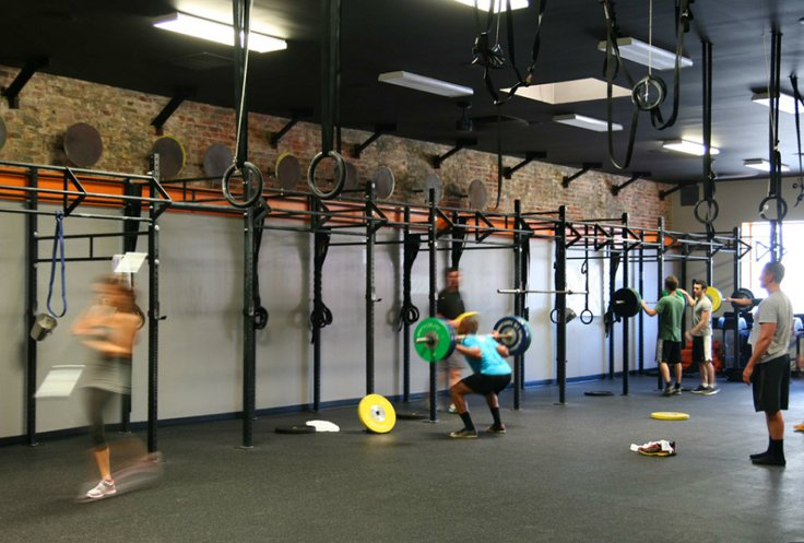 New crossfit gym to open in old bank district news