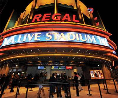 L.A. Live Offers $1 Summer Family Movies