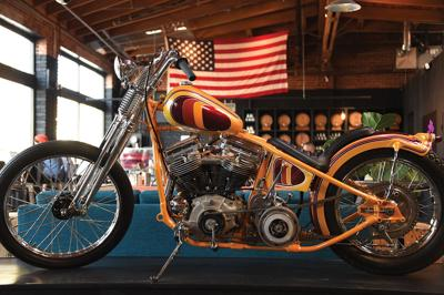What's In Store: Bikes, Coffee, Clothing and Cocktails at The House of Machines