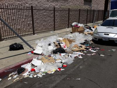 Businesses Warned for Lack of Trash Hauling Services