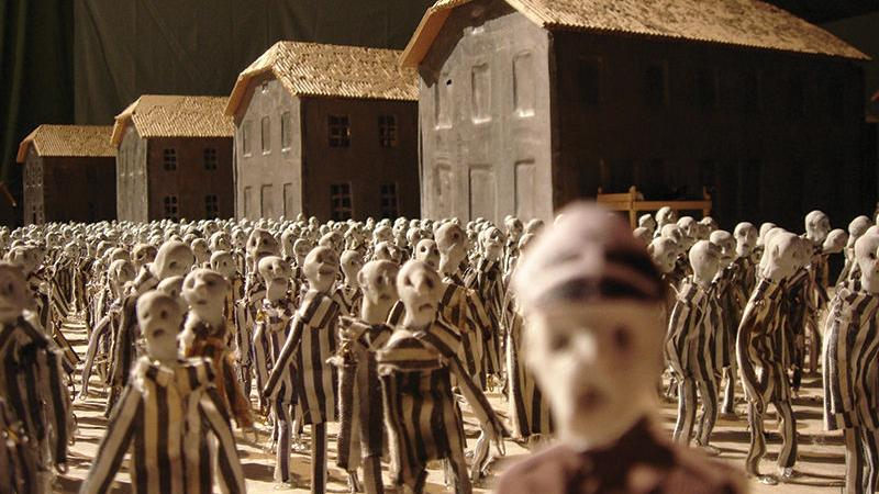 A Dramatic, Groundbreaking and Miniature Look at the Holocaust