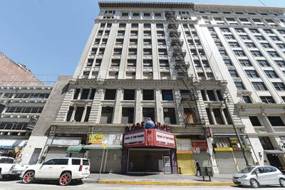 1913 Broadway Building to Became Housing