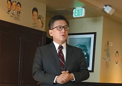 John Chiang Is the Wonk Who Would Be King