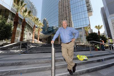 Wilshire Grand Week: The Man Who Built the $1.2 Billion Tower