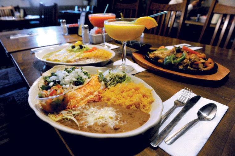Dtla Mexican Food