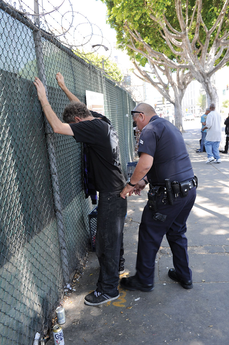 Is Downtown L.A. Getting More Dangerous?