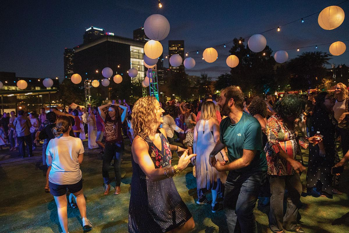 Best Free Events Series: Dance DTLA at Grand Park