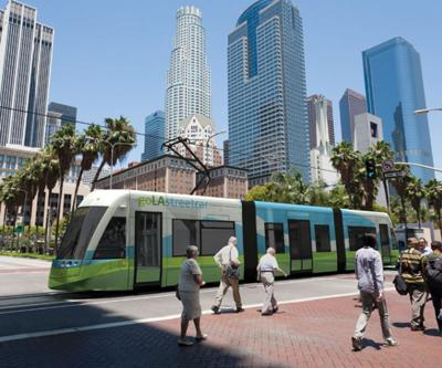 Private Companies Express Interest in Streetcar