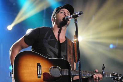 "Country star and ""American Idol"" judge Luke Bryan"