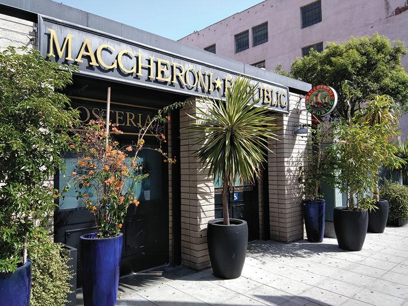 Maccheroni Republic