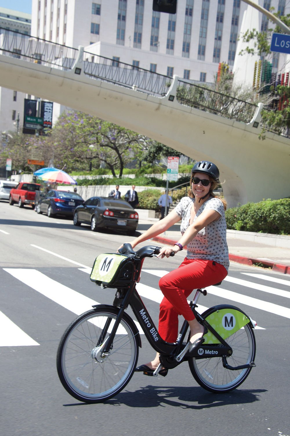 Looking at Downtown Bike Share, One Year Later