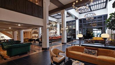 Hotel Figueroa 95 years