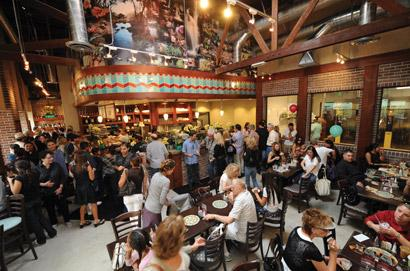Urth Cafe Open Thanksgiving