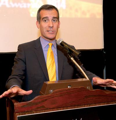 What in the World Is Eric Garcetti Up To?
