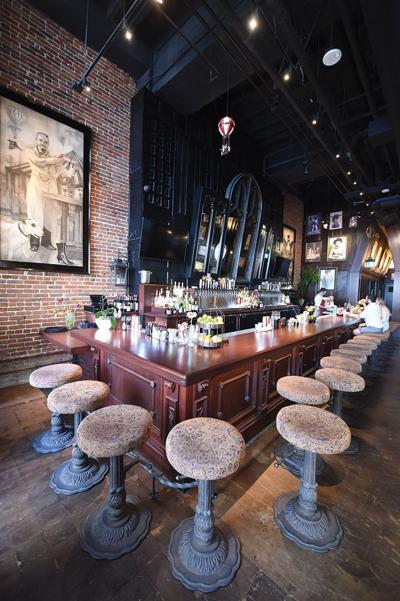 The Triumphant, Victorian-Inspired Return of Clayton's Restaurant