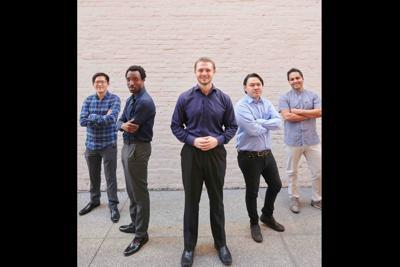 Max Yeh, Osam Iyawe, William Iyawe-Parsons, Tam Nguyen and Khalid Namoos are partners in Sympol Products