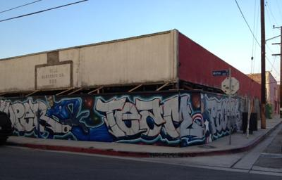 Zinc Café Will Feature a Graffiti Wall and Full Bar