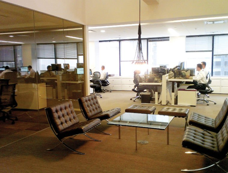 Does a New Downtown Office Design Mean the Death of the Cubicle