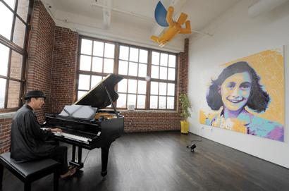 What's in My Loft?: Michelle Shocked, Biscuit Company Lofts