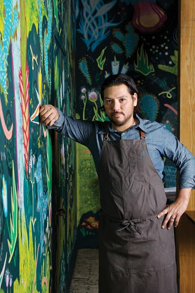 The 13 Most Intriguing New Chefs in Downtown