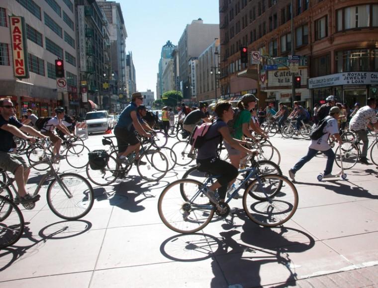 Metro Preaching Bike Traffic Safety