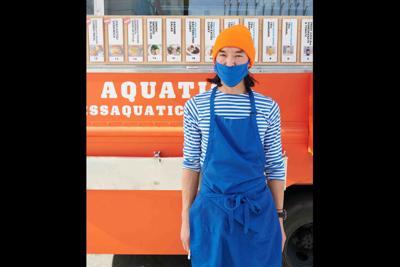 Yess Aquatic chef Junya Yamasaki
