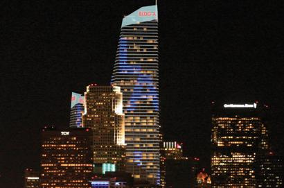 big bump for wilshire grand project news
