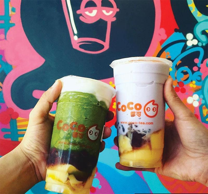 Coco Fresh Tea and Juice