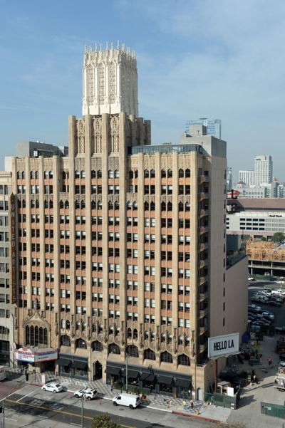 Ace Hotel Named Project of the Year
